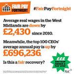 TUC fair pay