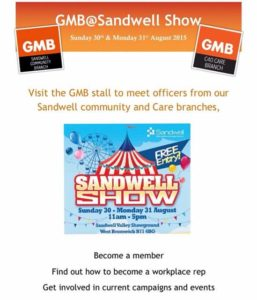 sandwell show