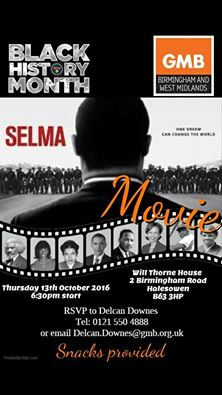 selma movie 13.10.16