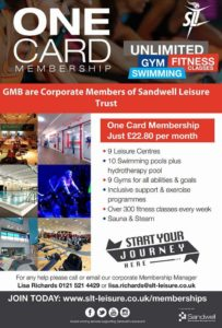 SLT GMB Member offer