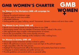 GMB Womens charter