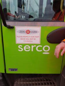 SERCO Zero Harm