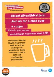 mh matters awareness 2018