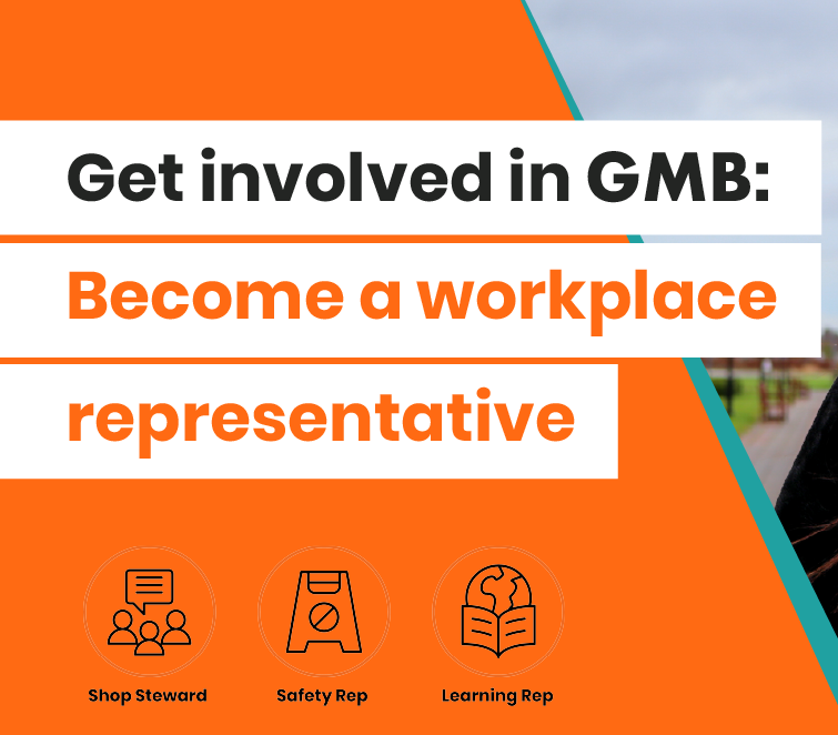 GMB Sandwell Workplace Representatives